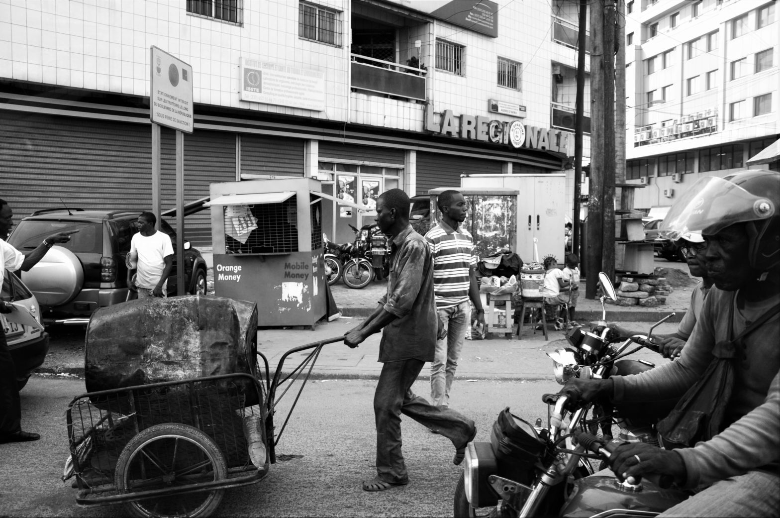 Eric Duval voyage afrique et togo